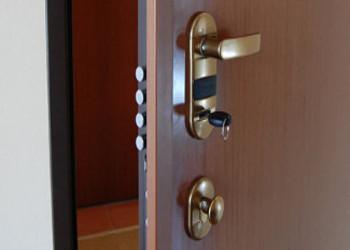 mudar fechadura porta